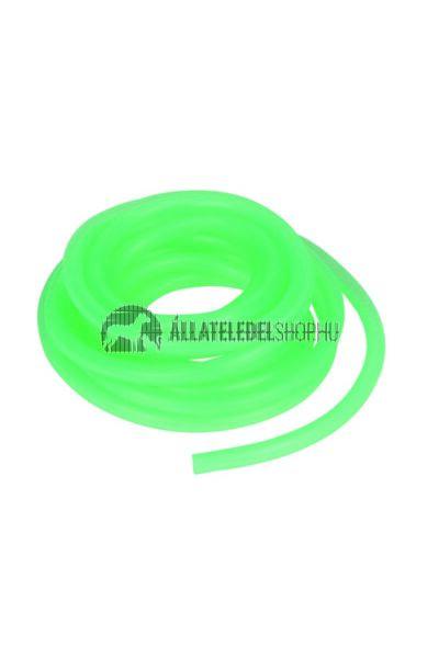 Trixie - Cső Levegőztetőhöz Szilikon Zöld 24m /  5mm