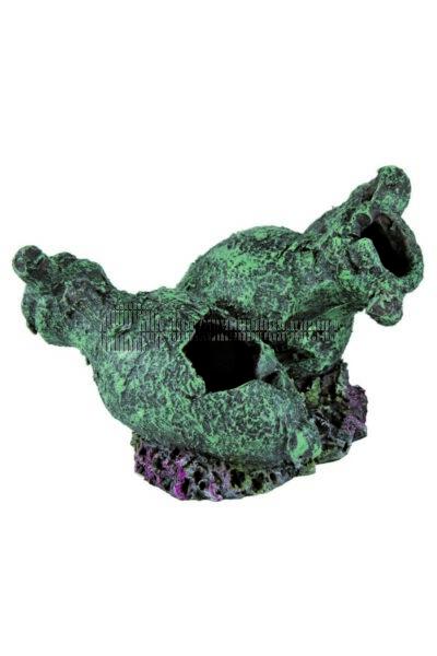 Trixie - Akvárium Dekor Kerámia Törött Kancsók  7 × 8cm