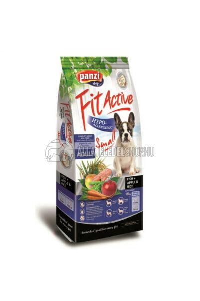 FitActive - Dog Premium Hal & Alma-Rizs Extra Mini hypoallergén kutyatáp
