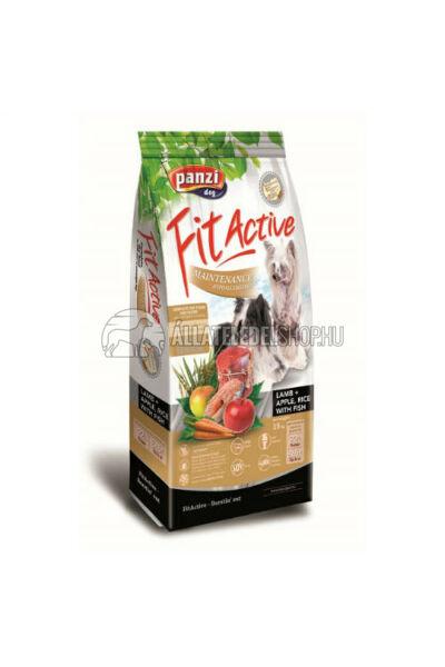 FitActive - Dog Premium Maintenance Ligh/Senior Bárány & Alma-Rizs Medium hypoallergén kutyatáp