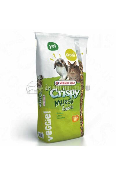 Versele-Laga - Crispy Muesli Rabbits - Nyúltáp
