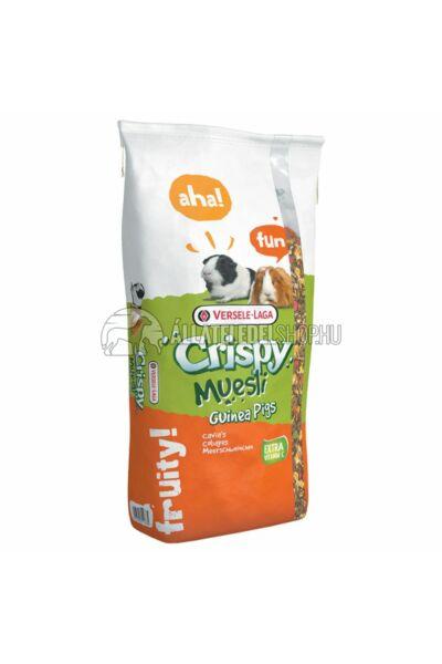 Versele-Laga - Crispy Muesli Guinea Pigs - Tengerimalactáp