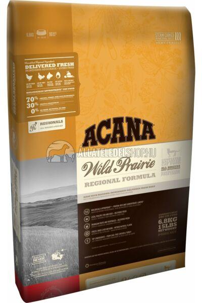Acana Cat - Wild Prairie Csirke - Hal  gabonamentes macskatáp