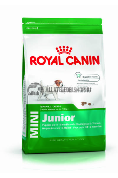 Royal Canin - Mini Junior kutyatáp