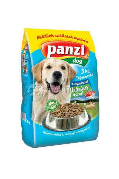 Panzi - Dog Regular Lamb Bárány & Rizs kutyatáp 2kg