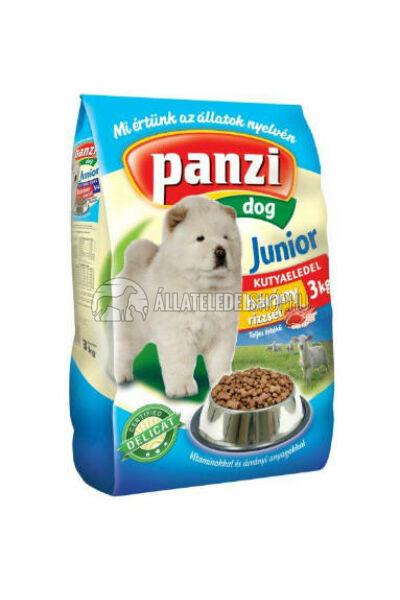 Panzi - Dog Regular Junior Bárány & Rizs kutyatáp 2kg