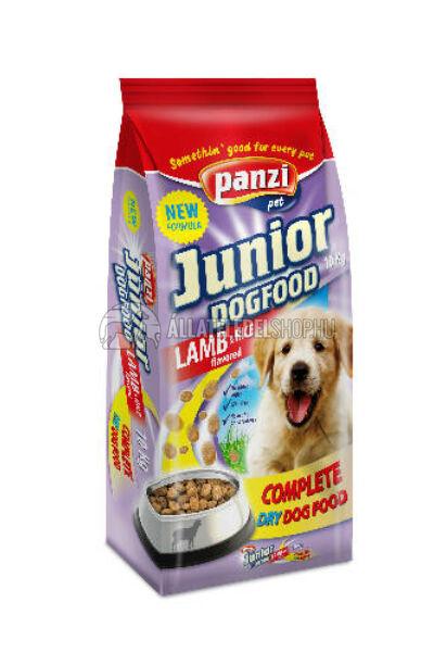 Panzi - Dog Regular Junior Bárány & Rizs kutyatáp 10kg