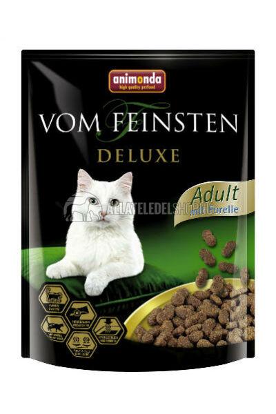 Animonda macskaeledel -  Vom Feinsten Deluxe Pisztráng macskatáp 250kg