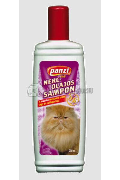 Panzi bolhariasztó macskasampon