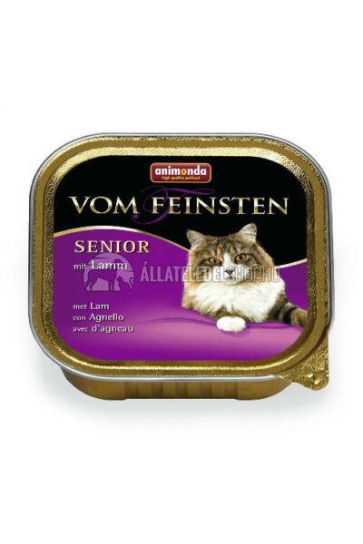 Animonda macskaeledel - Vom Feinsten Senior Bárány alutasakos macskáknak 100g