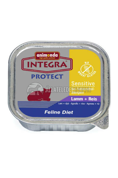 Animonda Integra Sensitive Bárány - Rízs 100g
