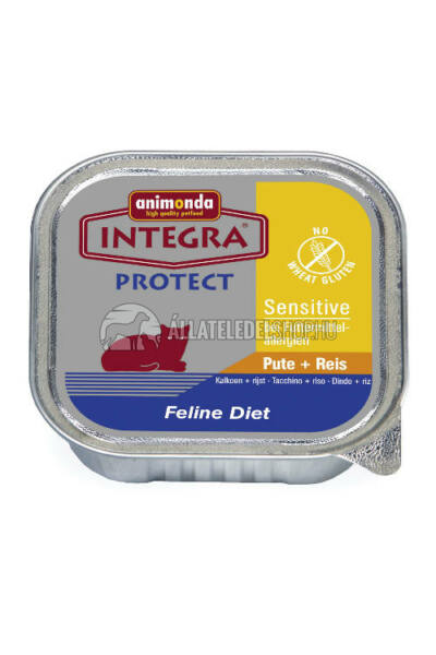 Animonda Integra Sensitive Pulyka - Rízs 100g