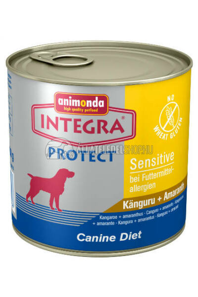 Animonda Integra - Protect Sensitive Ló - Bársonyvirág 600g