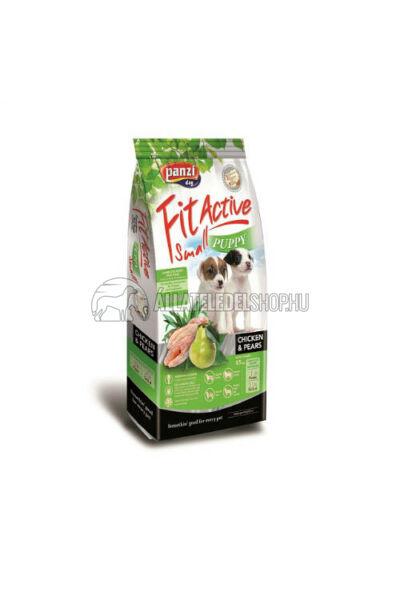FitActive - Dog Premium Small Puppy Csirke & Körte kutyatáp 15kg