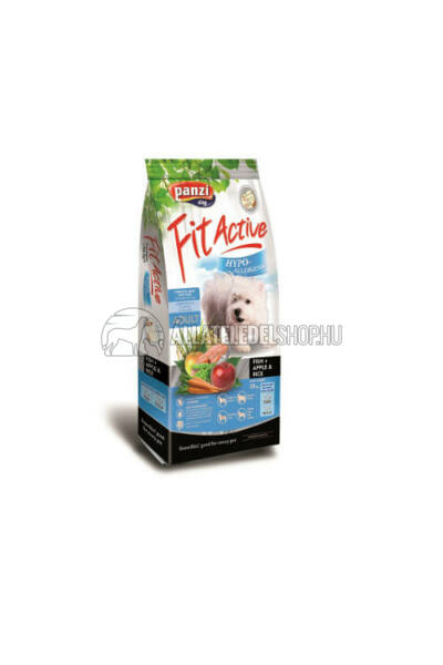FitActive - Dog Premium Halas hypoallergén kutyatáp 15kg