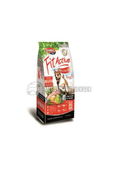 FitActive - Dog Premium Extreme Sport Csirke & Körte kutyatáp 15kg