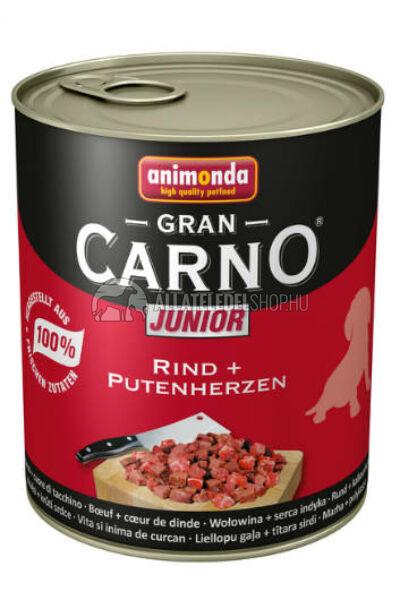 Animonda - Grancarno Junior Marha kutyakonzerv 800g