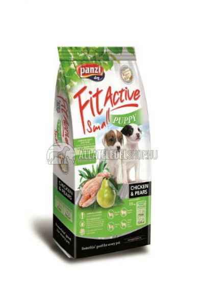 FitActive - Dog Premium Small Puppy Csirke & Körte kutyatáp 4kg