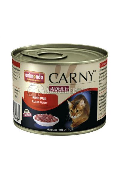 Animonda - Carny Adult Marha macskakonzerv 200g