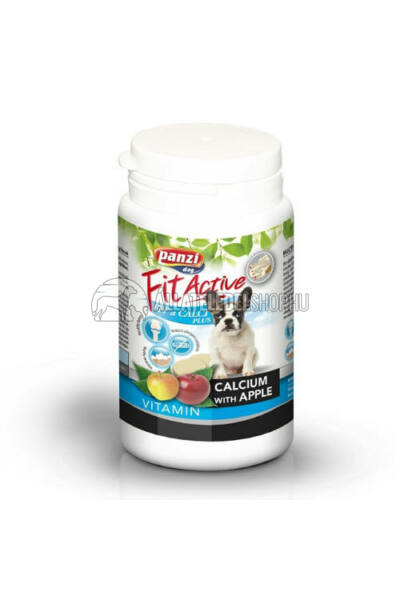 FitActive - Dog FIT-a-Calci Plus vitamin 60db