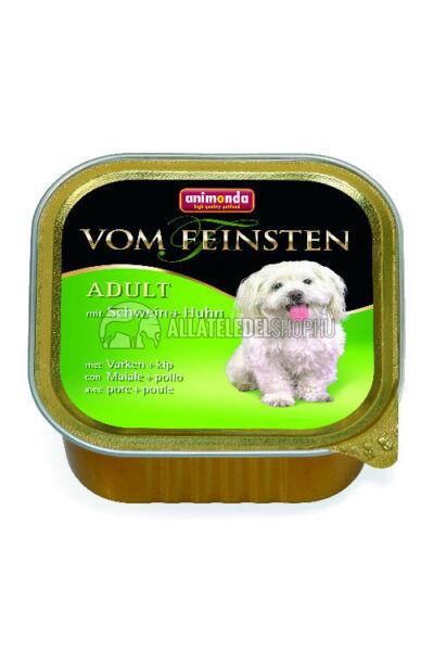 Animonda - Vom Feinsten Adult Sertés & Csirke alutasakos kutyáknak 150g