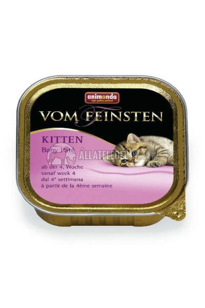 Animonda macskaeledel - Vom Feinsten Baby & Paté alutasakos macskáknak 100g