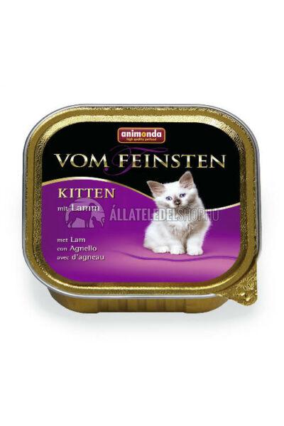 Animonda macskaeledel - Vom Feinsten Kitten Bárány alutasakos macskáknak 100g