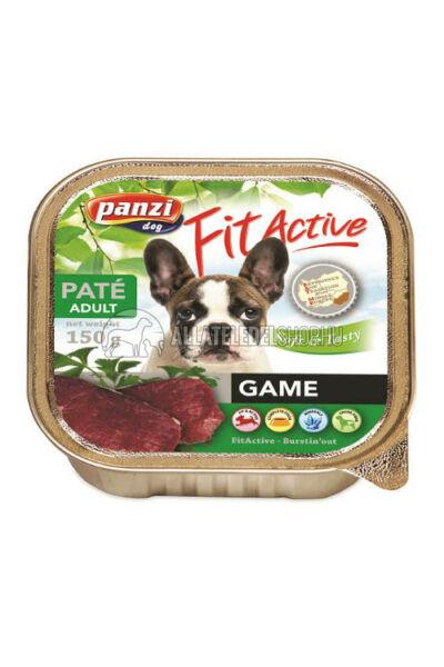 FitActive - Dog Vad kutyakonzerv 150g