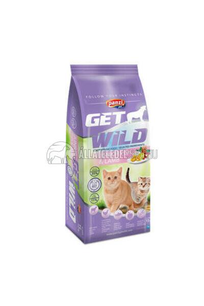 GetWild macskaeledel - Cat  Junior Halas macskatáp 15kg