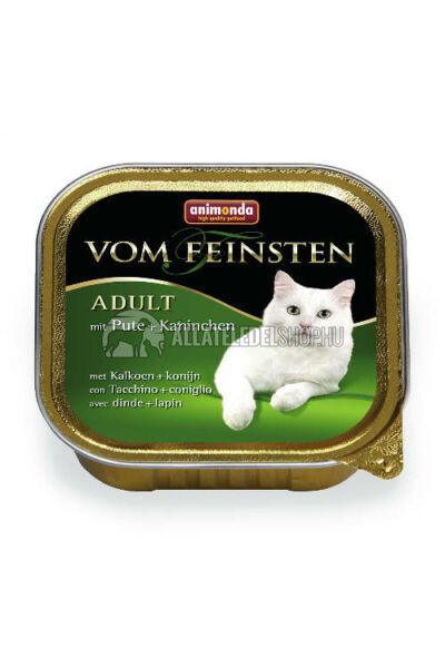 Animonda macskaeledel - Vom Feinsten Pulyka & Nyúl alutasakos macskáknak 100g