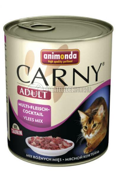 Animonda macskaeledel - Carny Adult Multi Húskoktél macskakonzerv 800g