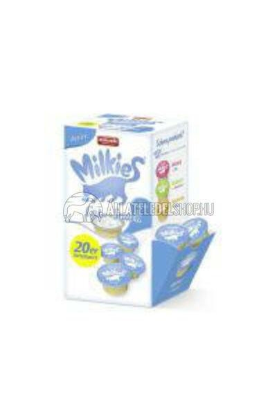 Animonda macskaeledel - Milkies Active Cicatej 20X15g