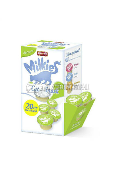 Animonda macskaeledel - Milkies Balance Cicatej 20X15g