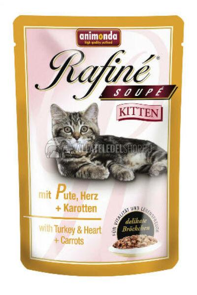Animonda - Soupe Kitten Pulyka alutasakos macskáknak 100g