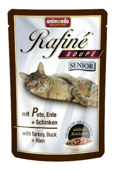 Animonda - Soupe Senior Pulyka alutasakos macskáknak 100g