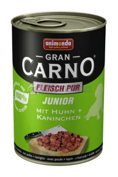 Animonda - Grancarno Junior Nyúl & Csirke kutyakonzerv 400g