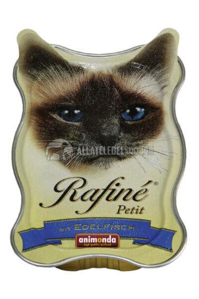 Animonda macskaeledel - Rafine Petit Hal alutasakos macskáknak 85g