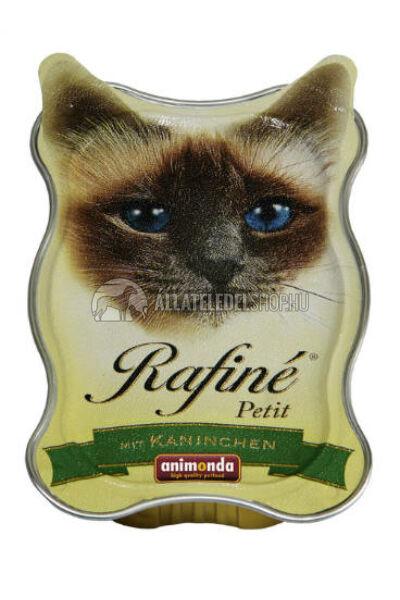 Animonda macskaeledel - Rafine Petit Nyúl  alutasakos macskáknak 85g