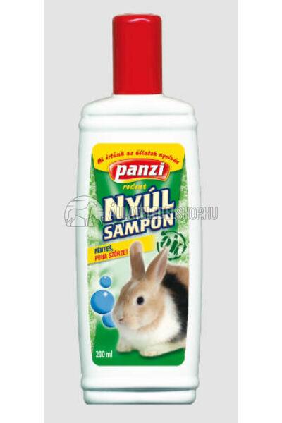 Panzi Sampon nyulaknak 200ml