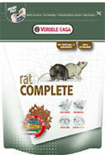 Versele-Laga - Complete Rat - Extrudált, prémium eleség patkányoknak 500g