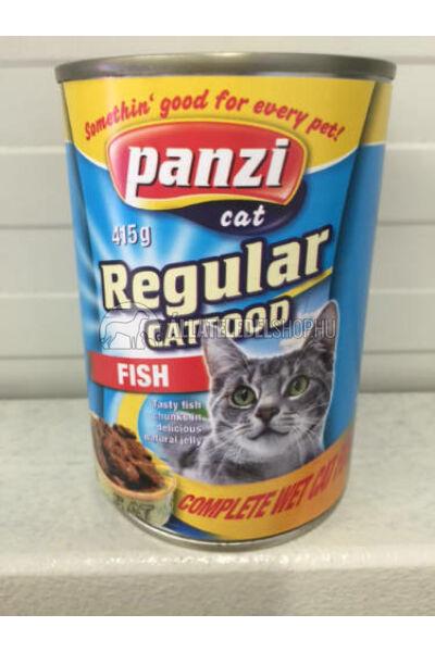 Panzi macskaeledel - Cat Halas macskakonzerv 415g
