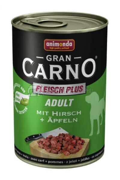 Animonda - Grancarno Adult Szarvas & Alma kutyakonzerv 400g