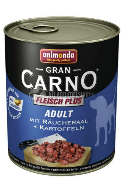Animonda - Grancarno Adult Angolna & Burgonya kutyakonzerv 800g