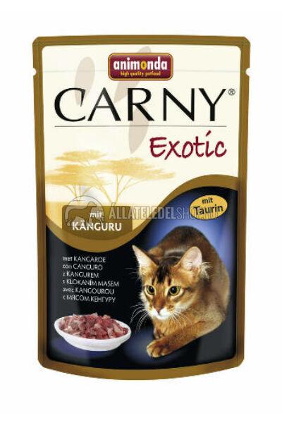 Animonda macskaeledel - Carny Exotic Kenguru macskakonzerv 85g