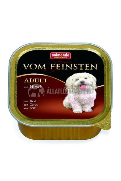 Animonda - Vom Feinsten Adult Szarvas alutasakos kutyáknak 150g