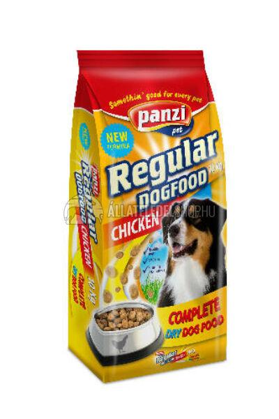 Panzi - Dog Regular Chicken Csirke kutyatáp 10kg