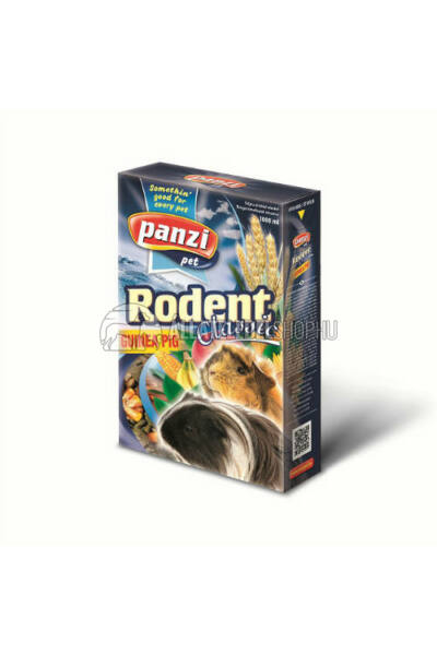 Panzi - Rodent Tengerimalacnak szárazeledel 1000ml