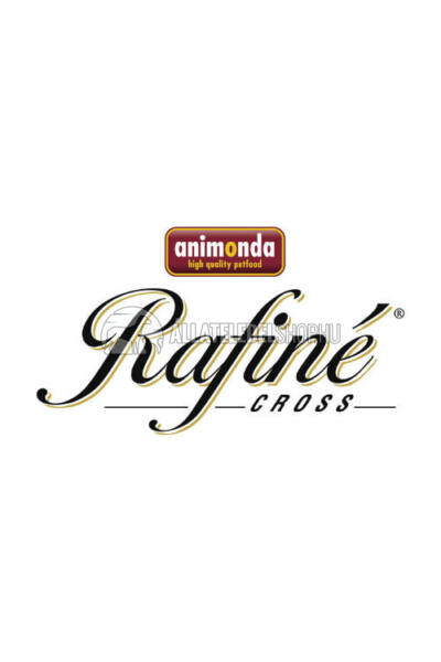 Animonda -  Rafine Cross Senior Csirke - Pulyka-Bárány macskatáp 1,5kg