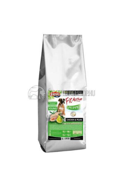 FitActive - Dog Premium Puppy Csirke & Körte kutyatáp 15kg