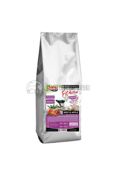 FitActive - Dog Premium Small Everyday Marha & Alma kutyatáp 15kg